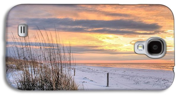 Florida Panhandle Galaxy S4 Cases - Perdido on the Gulf Galaxy S4 Case by JC Findley