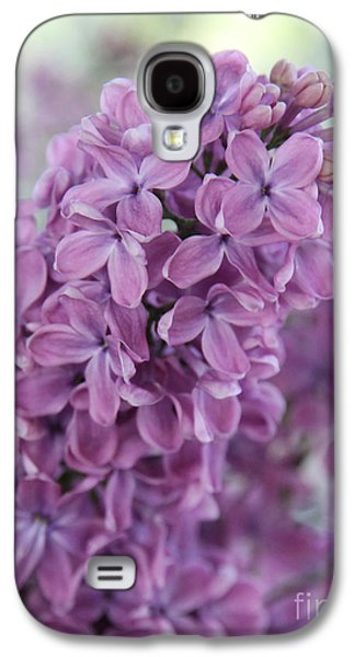 Lilacs Galaxy S4 Cases - Perfect Lilac Galaxy S4 Case by Jasna Buncic