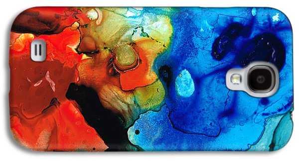 """abstract Art"" Galaxy S4 Cases - Perfect Whole and Complete Galaxy S4 Case by Sharon Cummings"