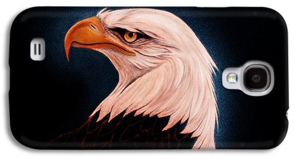 Eagle Paintings Galaxy S4 Cases - Perserverance II Galaxy S4 Case by Adele Moscaritolo
