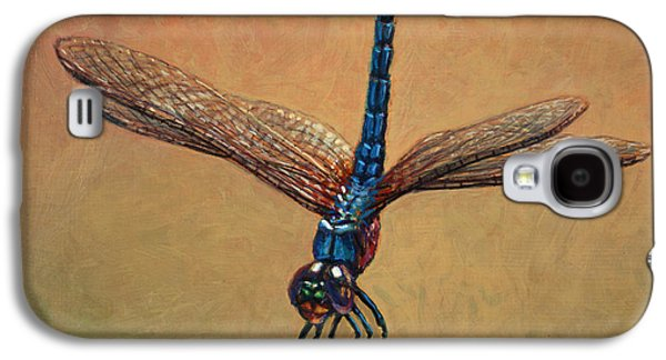 Bug Galaxy S4 Cases - Pet Dragonfly Galaxy S4 Case by James W Johnson