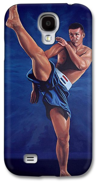 Heavyweight Galaxy S4 Cases - Peter Aerts  Galaxy S4 Case by Paul  Meijering