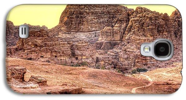 Petra - Jordan Galaxy S4 Cases - Petra Galaxy S4 Case by Alexey Stiop