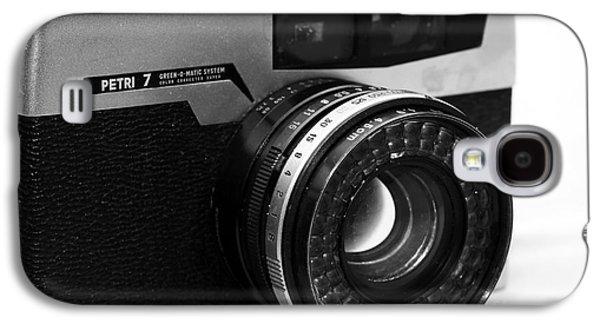 Rangefinder Galaxy S4 Cases - Petri 7 Galaxy S4 Case by John Rizzuto