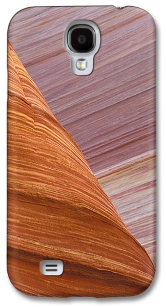 Nature Abstracts Galaxy S4 Cases - Petrified Dunes Coyote Buttes Paria Galaxy S4 Case by Fritz Polking