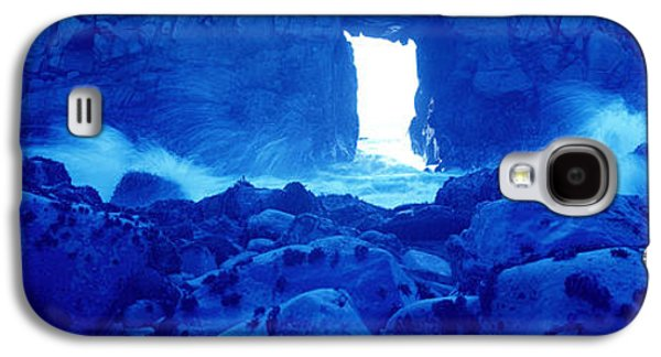 Big Sur Beach Galaxy S4 Cases - Pfeiffer State Beach, Big Sur Galaxy S4 Case by Panoramic Images