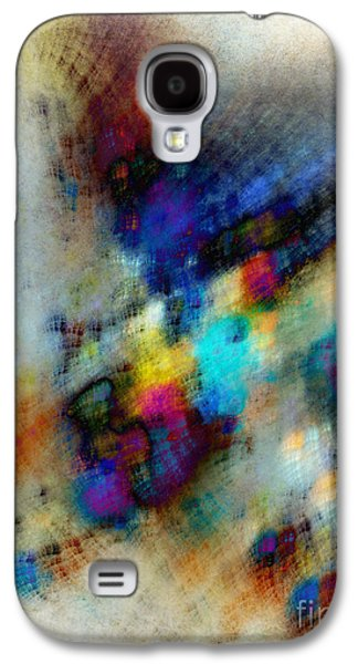 Abstract Digital Photographs Galaxy S4 Cases - Phantom Lik Galaxy S4 Case by Edward Fielding