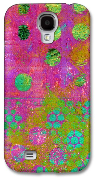 Abstract Movement Galaxy S4 Cases - Phase series - Choice Galaxy S4 Case by Moon Stumpp