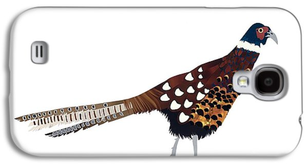 Pheasant Galaxy S4 Case by Isobel Barber