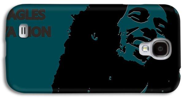 Philadelphia Eagles Ya Mon Galaxy S4 Case by Joe Hamilton