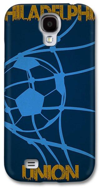 Philadelphia Union Goal Galaxy S4 Case by Joe Hamilton