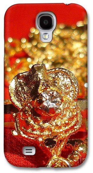 Fantasy Jewelry Galaxy S4 Cases - Photo image 1 Galaxy S4 Case by Samira Butt