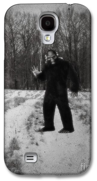 Photographic Evidence Of Big Foot Galaxy S4 Case by Edward Fielding