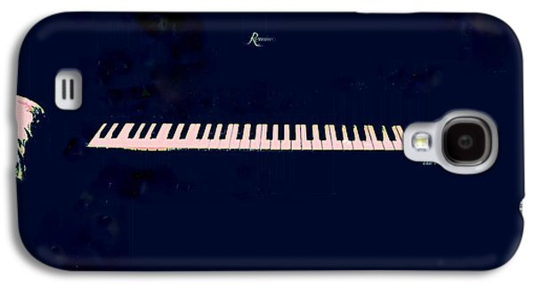 Yomamabird Rhonda Galaxy S4 Cases - Piano Galaxy S4 Case by YoMamaBird Rhonda
