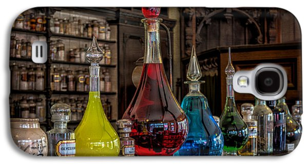 Medicine Galaxy S4 Cases - Pick An Elixir Galaxy S4 Case by Adrian Evans