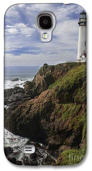 Pigeon Point Lighthouse IIi Galaxy S4 Case by Jennifer Ramirez