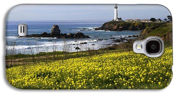 Pigeon Point Lighthouse Galaxy S4 Case by Jennifer Ramirez
