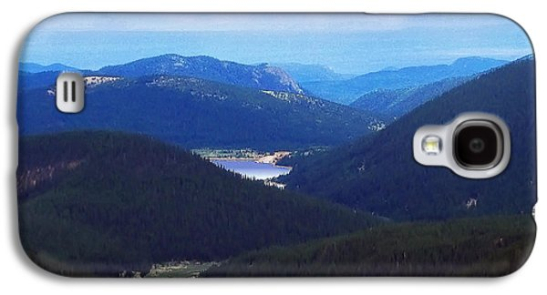 Landscape Posters Galaxy S4 Cases - Pikes peak 2 Galaxy S4 Case by Chris Flees