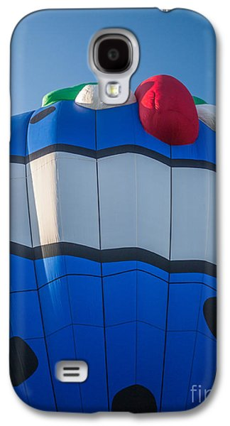 Piko The Hot Air Balloon Galaxy S4 Case by Edward Fielding