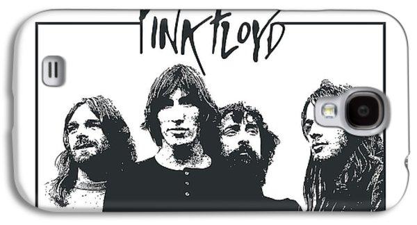 Pink Floyd No.05 Galaxy S4 Case by Caio Caldas