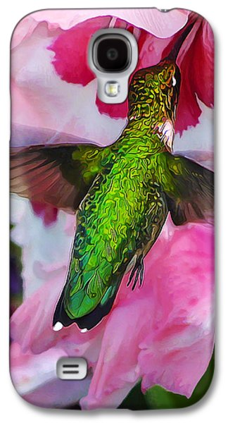 Digital Galaxy S4 Cases - Pink Hummer Galaxy S4 Case by Bill Caldwell -        ABeautifulSky Photography