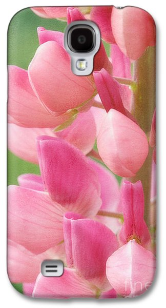 Maine Meadow Galaxy S4 Cases - Pink Lupine 974 Galaxy S4 Case by Cindi Ressler