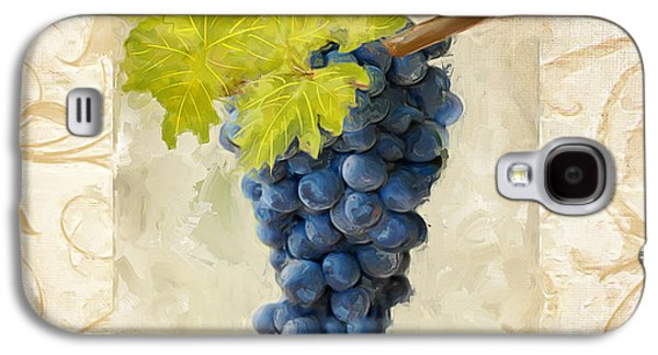 Fruit And Wine Galaxy S4 Cases - Pinot Noir II Galaxy S4 Case by Lourry Legarde