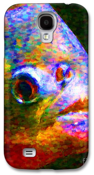 Piranha Galaxy S4 Cases - Piranha Galaxy S4 Case by Wingsdomain Art and Photography