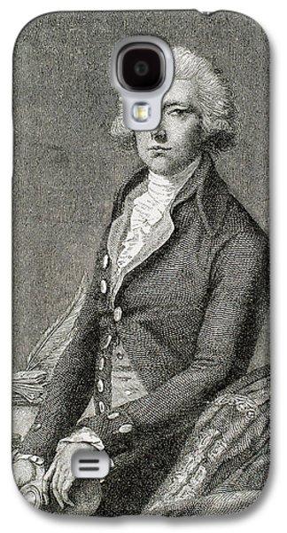 Pitt, William (london 1708-hayes, 1778 Galaxy S4 Case by Prisma Archivo