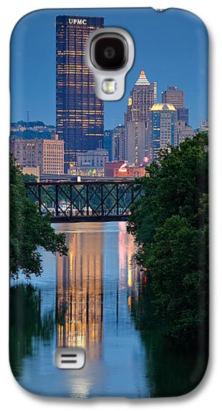 4th July Galaxy S4 Cases - Pittsburgh 67 Galaxy S4 Case by Emmanuel Panagiotakis