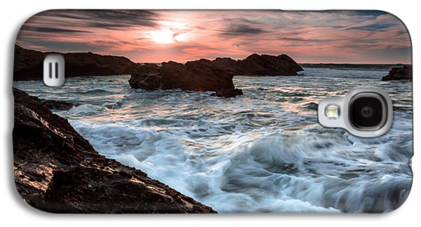 Edgar Laureano Photographs Galaxy S4 Cases - Playing The Sly Galaxy S4 Case by Edgar Laureano