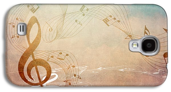 Please Dont Stop The Music Galaxy S4 Case by Angelina Vick