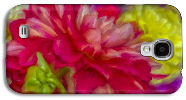 Fantasy Photographs Galaxy S4 Cases - Pleasing Portrait - Painting Galaxy S4 Case by F Leblanc