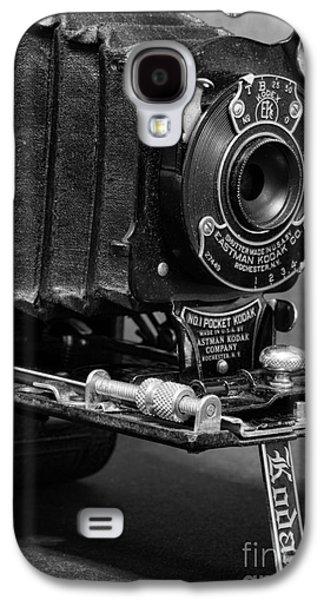 Aperture Photographs Galaxy S4 Cases - Pocket Kodak Galaxy S4 Case by Paul Ward