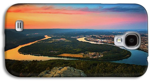 Point Park Overlook Galaxy S4 Case by Steven Llorca