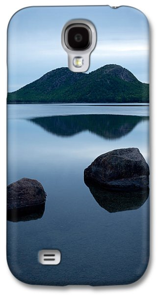 Pond At Dawn, Jordan Pond, Bubble Pond Galaxy S4 Case by Panoramic Images