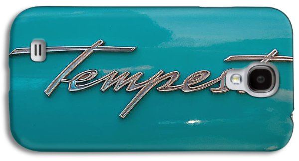 Tempest Galaxy S4 Cases - Pontiac Tempest Logo Galaxy S4 Case by Charlette Miller