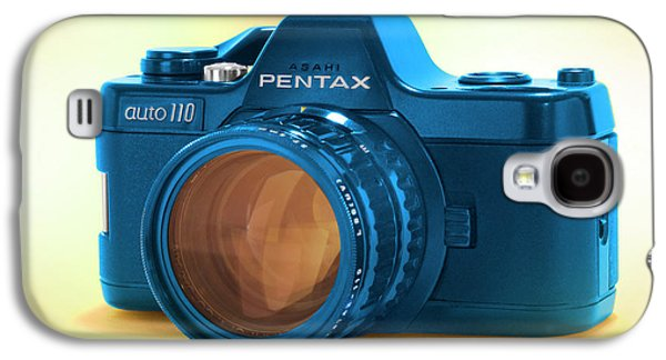 35mm Galaxy S4 Cases - Pop Art 110 Pentax Galaxy S4 Case by Mike McGlothlen