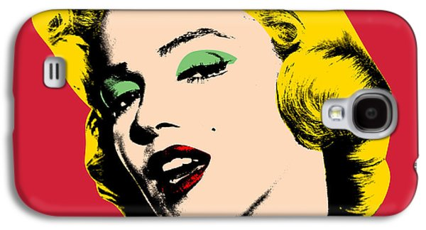 Pop Art Galaxy S4 Case by Mark Ashkenazi