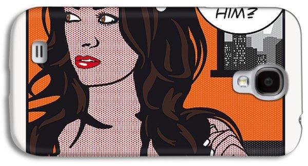 Sex Digital Galaxy S4 Cases - Pop Art Porn Stars - Taylor Vixen Galaxy S4 Case by Chungkong Art