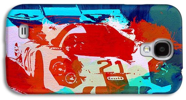 Concept Photographs Galaxy S4 Cases - Porsche 917 Racing 1 Galaxy S4 Case by Naxart Studio