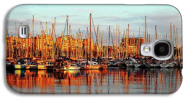 Spanien Galaxy S4 Cases - Port Vell - Barcelona Galaxy S4 Case by Juergen Weiss