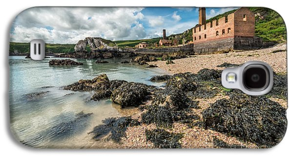 Industrial Digital Galaxy S4 Cases - Porth Wen Brickworks Galaxy S4 Case by Adrian Evans