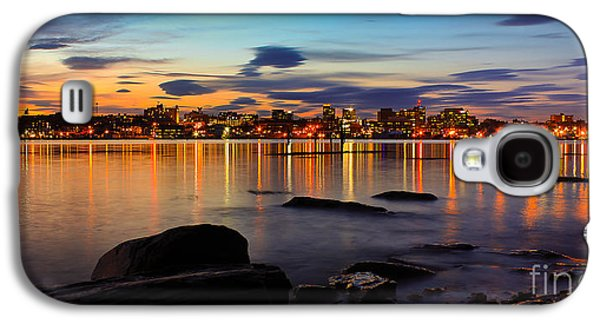 New England Ocean Galaxy S4 Cases - Portland Maine Galaxy S4 Case by Benjamin Williamson