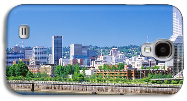 Business Galaxy S4 Cases - Portland Oregon Usa Galaxy S4 Case by Panoramic Images