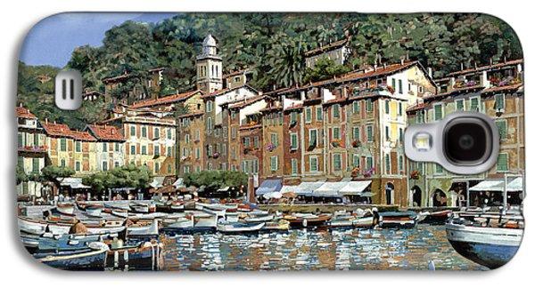 Portofino Galaxy S4 Case by Guido Borelli