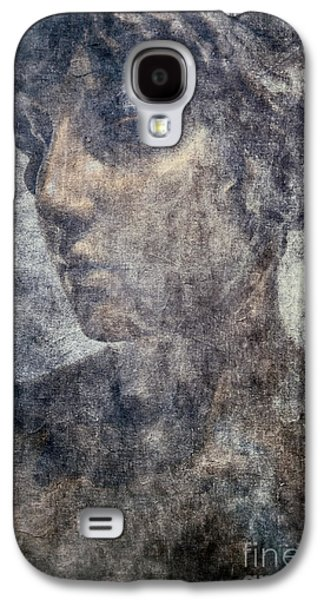 Portrait Of A Woman Galaxy S4 Case by Kathleen K Parker