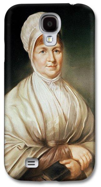 Portrait Of Elizabeth Fry 1780-1845 Galaxy S4 Case by English School