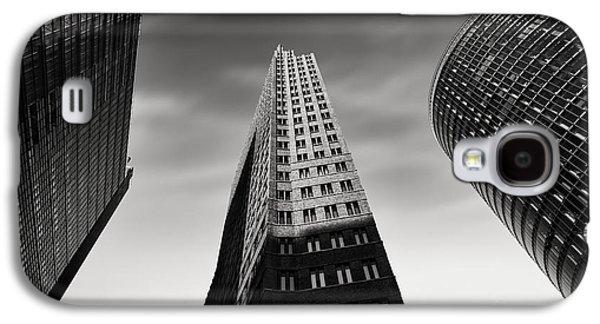 Potsdamer Platz 2 Galaxy S4 Case by Rod McLean