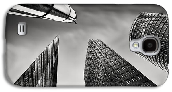 Potsdamer Platz 3 Galaxy S4 Case by Rod McLean